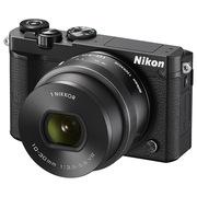 尼康 J5+1 尼克尔 VR 10-30mm f/3.5-5.6 PD镜头 黑色