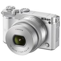 尼康 J5+1 尼克尔 VR 10-30mm f/3.5-5.6 PD镜头 白色产品图片主图