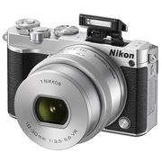 尼康 J5+1 尼克尔 VR 10-30mm f/3.5-5.6 PD镜头 银色