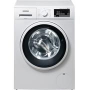 西门子 WS10K1601W 6.2公斤 3D变速节能 滚筒洗衣机(白色)
