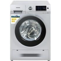 西门子 XQG75-WD14H4681W 7.5公斤 3D空气冷凝 滚筒洗衣干衣机(银色)产品图片主图