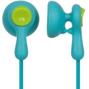 松下 RP-HV41GK-A 蓝色 升级版糖果线夹 可爱时尚型 耳塞式耳机