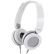 松下 RP-HXS200E-W 头戴式耳机 白色 手机 电脑耳罩式耳机 酷炫耳罩 非凡音效