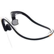松下 RP-HGS10E-W 骨传导音乐耳机 白色 运动耳机 防汗防水耳机 超级便捷轻型耳机