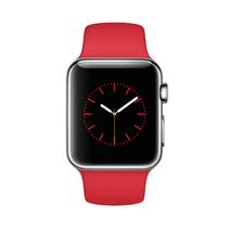 苹果 Watch 智能手表(38mm/不锈钢表壳/PRODUCT RED运动型表带)产品图片主图