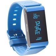 Pulse O2 运动 睡眠 心率 跟踪器  - 支持苹果iOS与安卓系统 - 时尚蓝