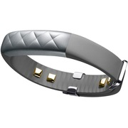 Jawbone UP3 蓝牙智能健康运动手环 银色