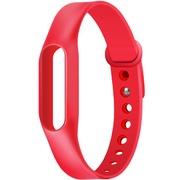 BIAZE 小米手环腕带 智能手环替换表带 健身运动腕带 红色