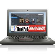 ThinkPad X250 (20CLA25JCD) 12.5英寸笔记本(i5-5200U 4G 256G SSD Win7HB 64位 3芯+3芯电池)
