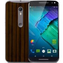 摩托罗拉 X Style (XT1570) 64GB 黑檀木 全网通4G手机产品图片主图
