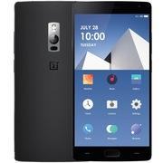 一加 【套装版】手机2(A2001) 16GB 砂岩黑版 移动联通4G手机 双卡双待