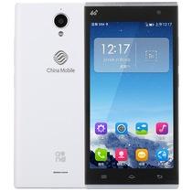 中国移动 A1(M623C)珍珠白 移动4G手机产品图片主图