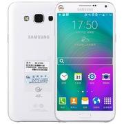三星 Galaxy E7009 白色 电信4G手机 双卡双待
