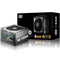 酷冷至尊 V650额定650W电源(80PLUS认证/全模组/静音/主动式PFC/支持背线/质保5年)产品图片主图