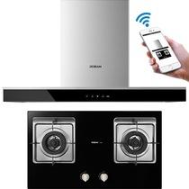 老板  CXW-200-65Q7 欧式吸油烟机 WIFI连接 智能油烟机灶具套餐 京东微联App控制产品图片主图