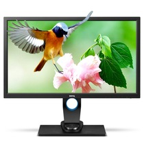 明基 SW2700PT 27英寸超广色域 10bit面板2K屏幕 专业摄影显示器产品图片主图