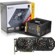 安钛克  额定450W Neo Eco 450M 金牌模组电源+技嘉(GIGABYTE)GV-N960G1 GAMING-2GD GTX960 显卡