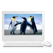 联想 扬天S5030-00 23英寸一体电脑 (i3-4005U 4G 1T GF820A-1G独显 Wifi DVD刻 win7)白色