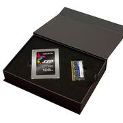 威刚 笔记本升级组合套装(内含128G SSD固态硬盘与4G DDR3 1600笔记本内存)