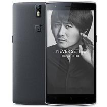 一加 64GB 砂岩黑 移动4G手机产品图片主图