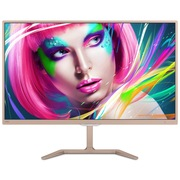 飞利浦 246E7QDSH 23.6英寸 PLS广视角  护眼不闪屏 HDMI连接 好色系列显示器