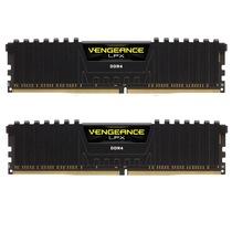 海盗船 复仇者LPX DDR4 2400 8GB(4Gx2条)台式机内存(CMK8GX4M2A2400C14)产品图片主图