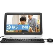 惠普 20-r021cn 19.5英寸一体机 (N3700 4GB 500GB 1GB独显 wifi 蓝牙 键鼠 win8.1)