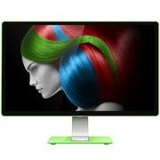 惠科  P2272i 21.5英寸IPS硬屏个性果绿LED液晶显示器
