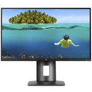 惠普 Z25n 25英寸IPS Gen2硬屏广视角2K高分超窄边8向升降旋转宽屏LED背光液晶显示器