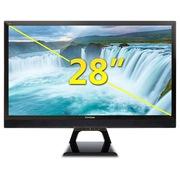 优派 VX2858sml   28英寸MVA原生8bit不闪屏抗蓝光护眼HDMI液晶显示器
