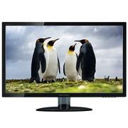 瀚视奇  HE245DPB 23.6英寸宽屏LED背光超薄液晶显示器