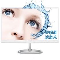 飞利浦 226E6ESW 21.5英寸16:9全高清 舒视蓝 抗蓝光 LED背光显示器产品图片主图