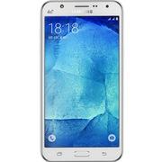 三星 【移动购机赠费】 Galaxy J7(J7008)月莹白 移动4G手机