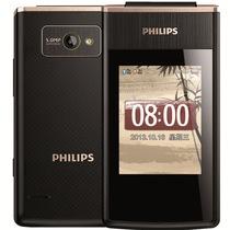 飞利浦 老人手机 (W8578) 黑色 联通3G手机 双卡双待产品图片主图