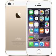 苹果  iPhone 5s (A1530) 16GB 金色 移动联通4G手机