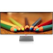 LG 29UM65-W 29英寸 AH-IPS面板 21:9超宽屏 LED背光液晶显示器 白色