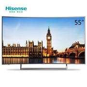 海信 LED55K720UC 55英寸   4K 智能电视
