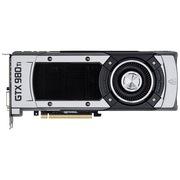 影驰 GTX980Ti 1000MHz(Boost:1075)/7000MHz 6G/384B D5 PCI-E显卡