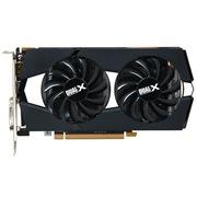 蓝宝石 R9 270 2G D5 DUAL-X OC 920(boost 945)MHz/5600MHz 2G/256bit GDDR5 显卡