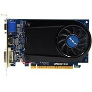 盈通 GT730 1G D3 TB极速版 902MHz/1600MHz 1G/64bit DDR3显卡