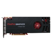 蓝宝石 AMD FirePro V7900SDI 广电专用显卡(2GB/GDDR5)