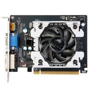七彩虹 GT730K 黄金版-1GD3 900/1800MHz 1024M/64bit DDR3 PCI-E显卡