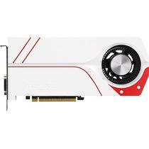 华硕 风骑士TURBO-GTX970-OC-4GD5 1228MHz/7010MHz 4GB/256bit DDR5 PCI-E 3.0 显卡产品图片主图