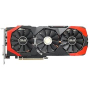华硕 GTX960-DC3OC-2GD5 1291MHz/7010MHz 2GB/128bit DDR5 PCI-E 3.0 显卡