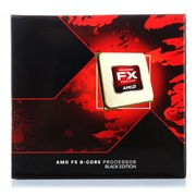 AMD FX系列八核 FX-9590 盒装CPU(Socket AM3+/4.7GHz/16M缓存/220W/32纳米)