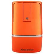 联想  N700 橙色 win8超薄无线鼠标 双模触控 2.4G 蓝牙4.0 带激光笔功能