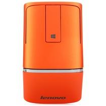 联想  N700 橙色 win8超薄无线鼠标 双模触控 2.4G 蓝牙4.0 带激光笔功能产品图片主图