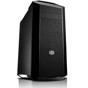 酷冷至尊 MasterCase 5 模块化机箱(ATX/USB3.0/双14cm风扇/支持水冷与SSD/上下分层)黑色