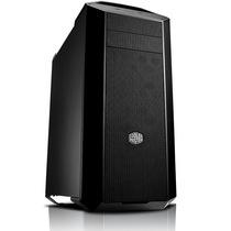 酷冷至尊 MasterCase 5 模块化机箱(ATX/USB3.0/双14cm风扇/支持水冷与SSD/上下分层)黑色产品图片主图