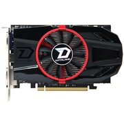 迪兰 HD7770 超能 2G DS 950/4500MHz 2GB/128bit GDDR5显卡